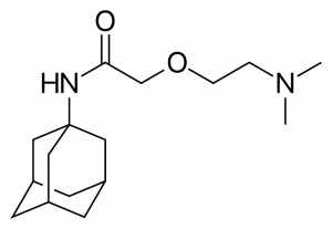 Тромантадин - формула